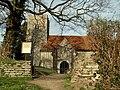 St. Mary's church, Little Blakenham, Suffolk - geograph.org.uk - 315684.jpg