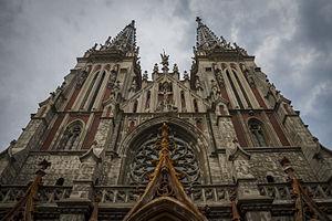 St. Nicholas Roman Catholic Cathedral, Kyiv 3