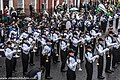 St. Patrick's Day Parade (2013) In Dublin - Bartlesville High School Marching Band, Oklahoma, USA (8565429341).jpg