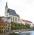St. Vitus from the Vltava.jpg