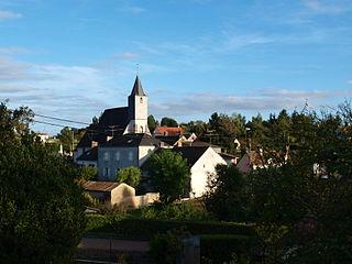 Saint-Firmin-des-Bois Commune in Centre-Val de Loire, France