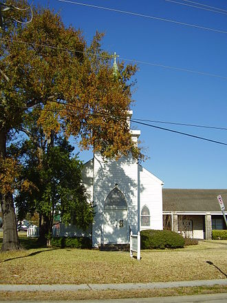 Spring Branch, Houston - The historic St. Peter's United Church
