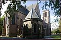St Andrew's Cathedral, Inverness. - panoramio (1).jpg