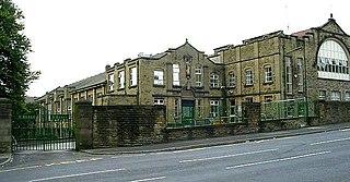 St Bedes Grammar School Secondary school in Heaton, Bradford, West Yorkshire, England