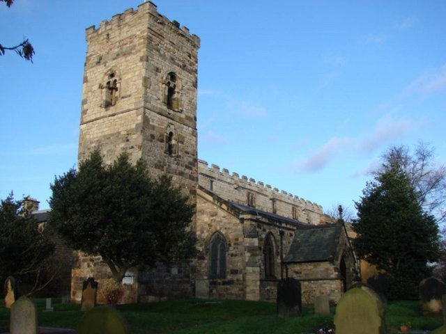 St Cuthbert's Church, Billingham - geograph.org.uk - 360639