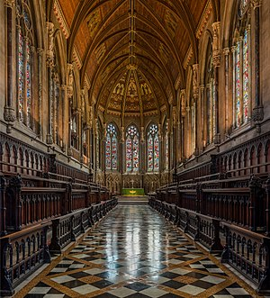 Choir of St John's College, Cambridge - St John's College Chapel