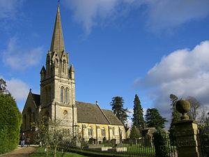 Batsford - St. Mary's parish church