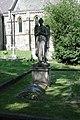 St Mary, Newgate Street, Herts - Churchyard - geograph.org.uk - 355385.jpg