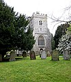 St Mary, Worplesdon, Surrey - geograph.org.uk - 1277473.jpg