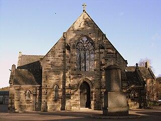 Church in Linlithgow, Scotland