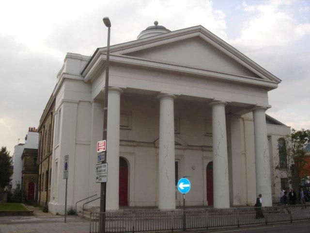 St Paul's Church, Worthing 01