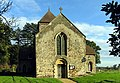 St Peter, Melton Constable, Norfolk - West elevation - geograph.org.uk - 319727.jpg