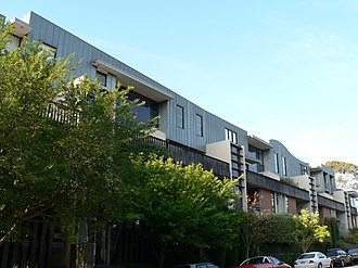 Nonda Katsalidis - Image: St leonards apartments st kilda 1