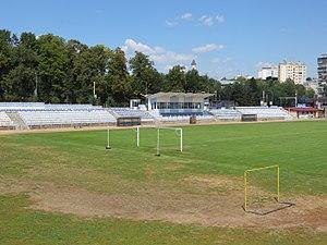 Stadionul Areni - The stadium