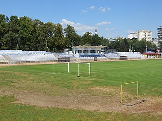Stadionul Areni - The stadium