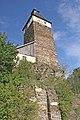 Stadt- bzw. Uhrturm im Hardegg 02.JPG