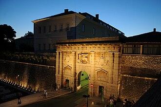 Zadar - Landward Gate