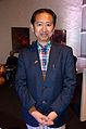 Stadtkulturpreis Hannover 2013 (094) Geshe Gendun Yonten, 1996 Gründer des tibetischen Kulturzentrums Ganden Shedrup Ling e.V.JPG