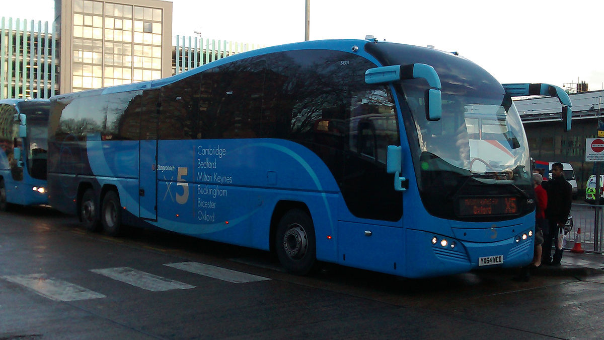 Stagecoach Bus Route X5 Wikipedia