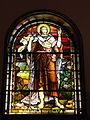 Stained glass - Eleazar Wheelock - Rollins Chapel (Dartmouth College) - DSC09037.JPG