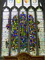 Stained glass window, St Andrew's Church, Ashburton - geograph.org.uk - 1309586.jpg