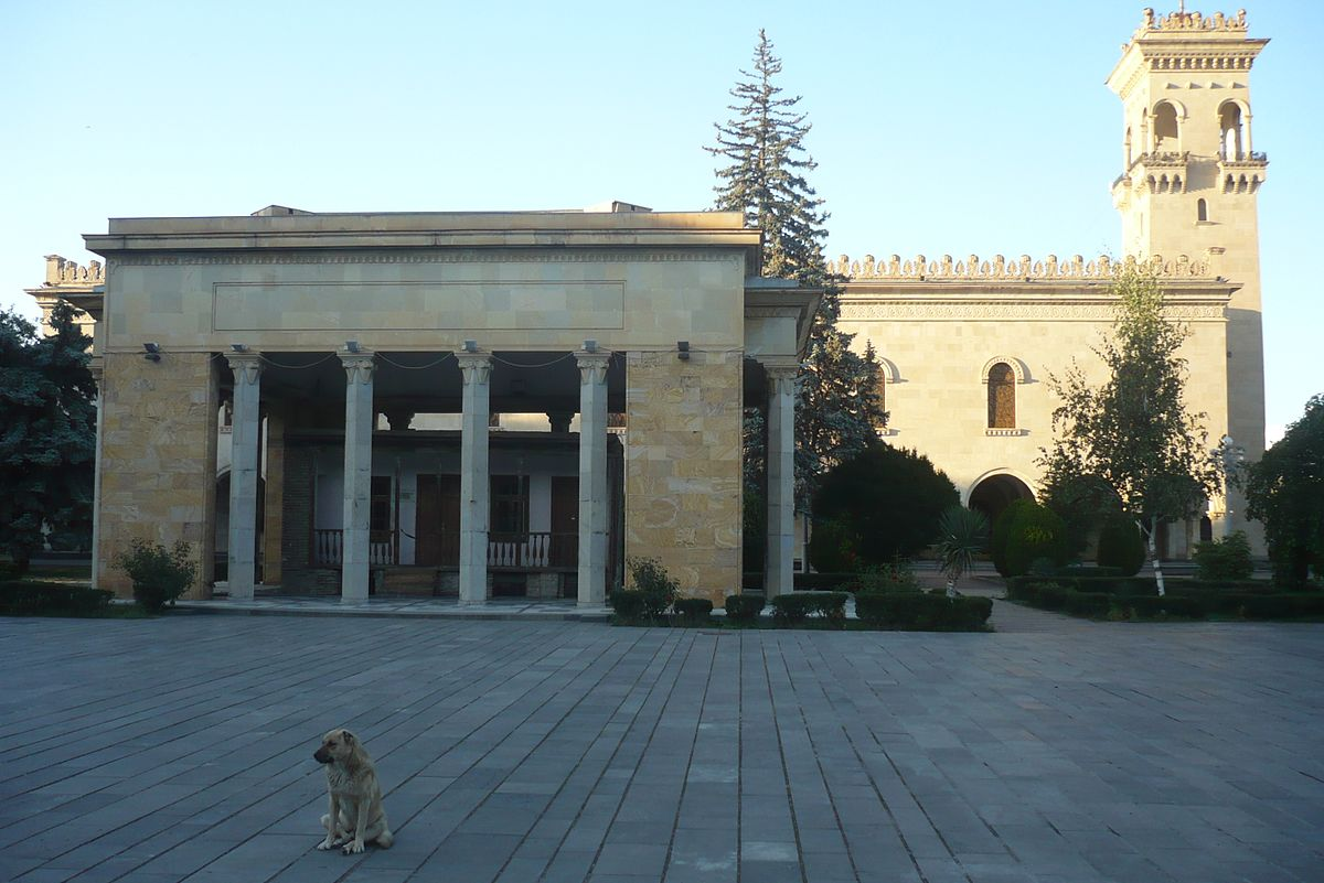 Joseph Stalin Museum Gori Wikipedia