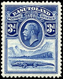 postage stamps and postal history of lesotho wikipedia
