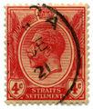 Stamp Straits Settlements 1918 4c.jpg