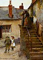 Stanhope Forbes Children in a Newlyn Street.jpg