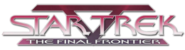 Star Trek V The Final Frontier logo.png