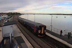 Starcross - FGW 153361 153373 down train.jpg