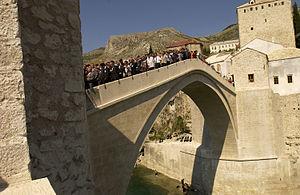 Herzegovina - Image: Stari Most 2004