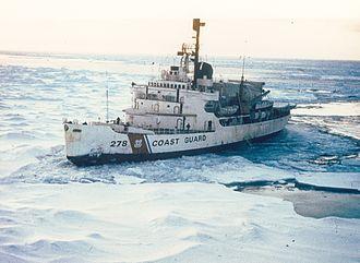 Wind-class icebreaker - USCGC Staten Island