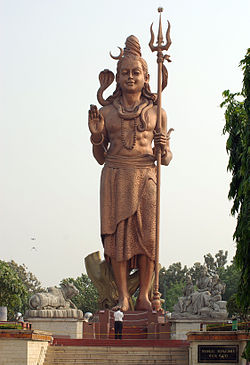 Statue of lord shiva.jpg