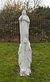 Statues at St Swithin's Cemetery, Gillmoss 1.jpg
