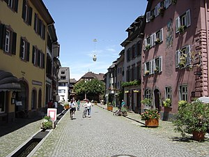Staufen im Breisgau - Image: Staufen Hauptstraße