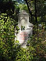 Stefan von Mokossinyi grave, St. Marx Cemetery, Vienna, 2017.jpg
