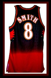 09a7964ce Steve Smith was one of the Hawks  cornerstone players during the mid-to-late  1990s