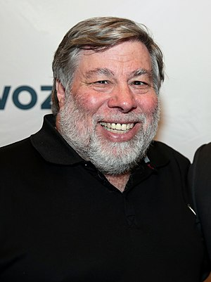 Steve Wozniak - Wozniak in October 2017