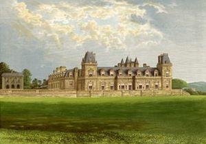Stevenstone - Image: Stevenstone By Morris 1880