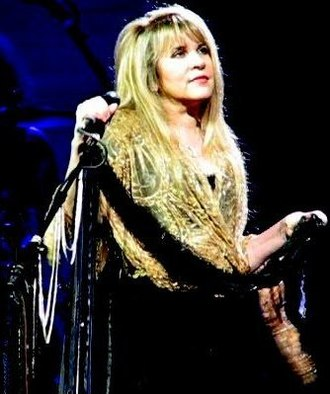 Stevie Nicks - Nicks performing in 2008