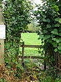Stile into old cherry orchard - geograph.org.uk - 241524.jpg
