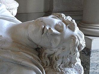 "Endymion (mythology) - Roman ""Endymion"" statue, reign of Hadrian - early 2nd century (Gustav IIIs Antikmuseum, Stockholm)"