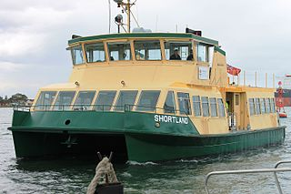 Stockton ferry service