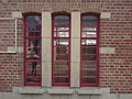 Stokvisbrug - Rotterdam - Bridge operator's house northern windows.jpg