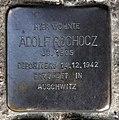 Stolperstein Bernhard-Lichtenberg-Str 15 (Prenz) Adolf Rochocz.jpg