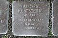 Stolperstein Duisburg 300 Mittelmeiderich Augustastraße 29 Kurt Stern.jpg