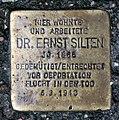 Stolperstein Reinhardtstr 5 (Mitte) Ernst Silten.jpg