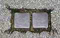Stolperstein Salzburg, Verlegestelle Judengasse 17.jpg
