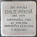 Stolperstein für Emilie Pickova.jpg